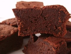 Black beans in brownies is a classic healthy substituting trick.