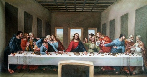 The Last Supper - Da Vinci 1495-98